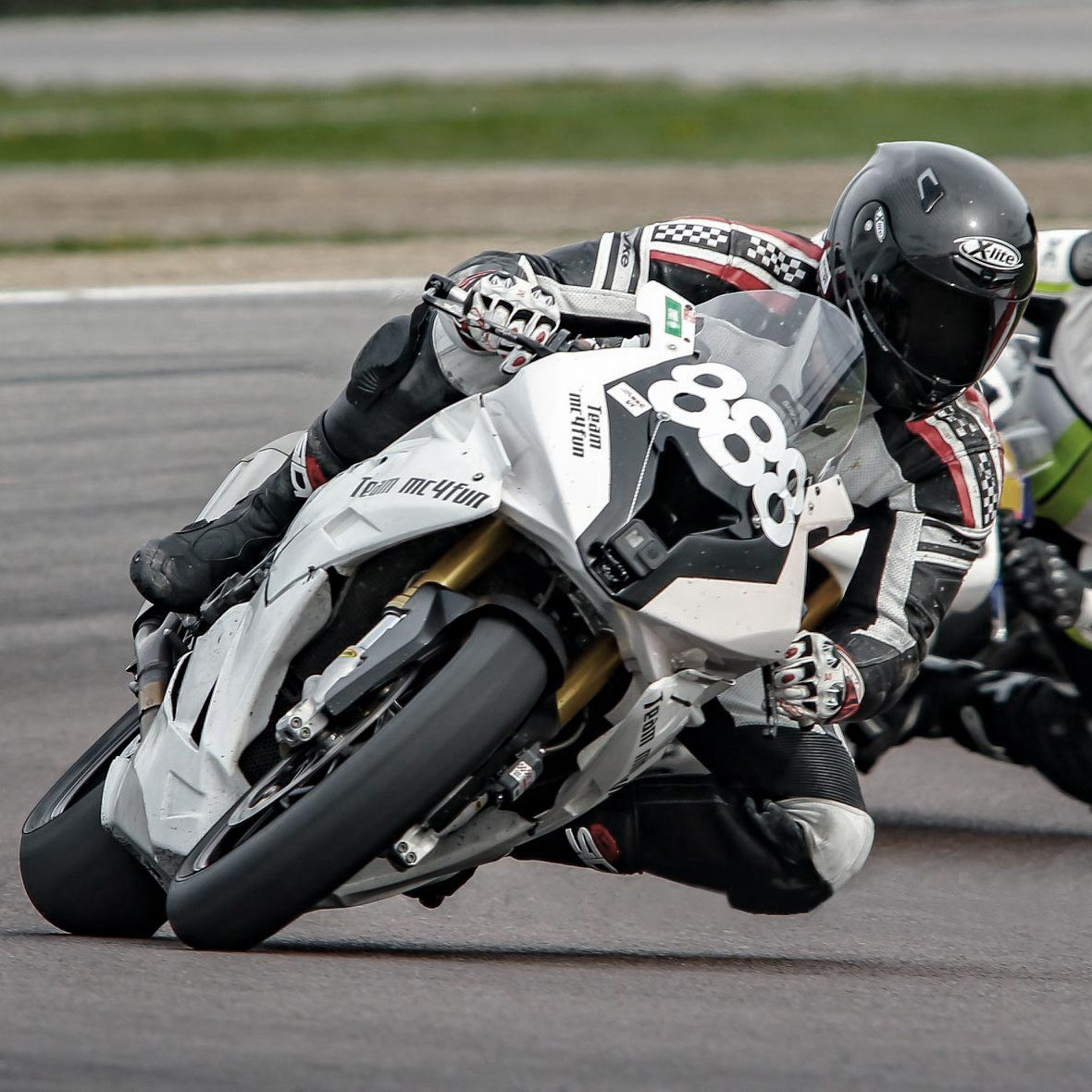 BMW S1000RR - Team mc4fun - Marlon Dixon