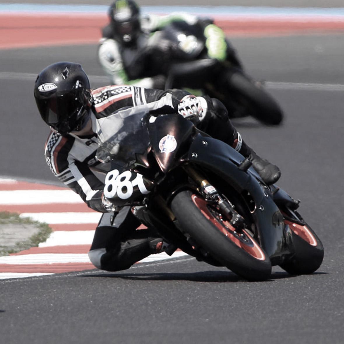 Yamaha R6 - Team mc4fun - Marlon Dixon