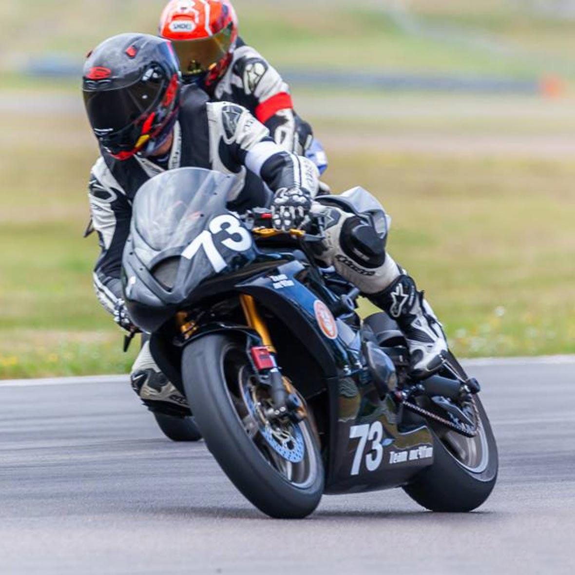 Triumph Daytona - Team mc4fun - Niclas Jansson