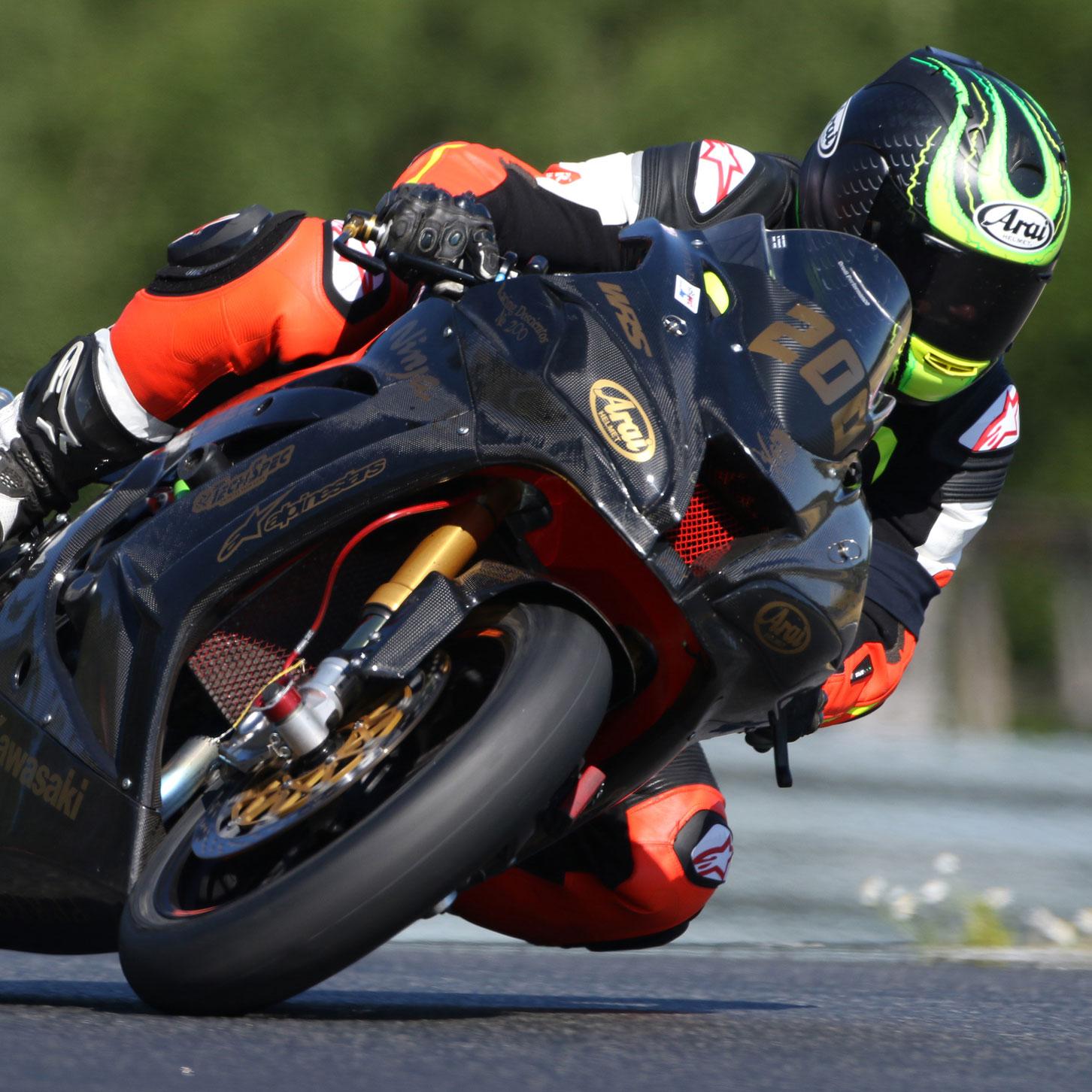 Kawasaki ZX10R - Team mc4fun - Juha Huhtanen